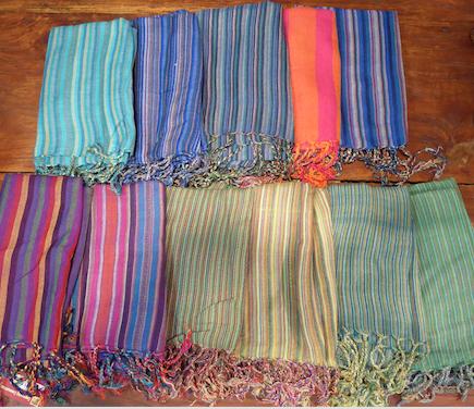 Fair Trade Textilien