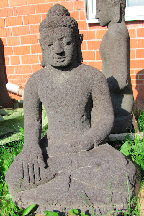 Lava Buddha
