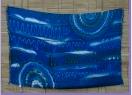 Sarong blau fire
