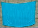 Sarong türkis polos