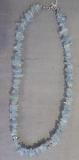 Aquamarin, Splitter Collier