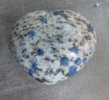 K 2  Azurit in Granit