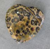 Leopardenfell Jaspis