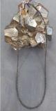 Pyrit Collier 2x2 fac.