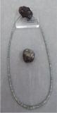 Alexandrit , Chrysoberyll, chronhaltig