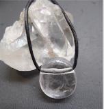 Bergkristall Tropfen Anh.