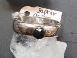 Saphir Ring fac.