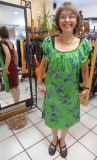 Biene Kleid