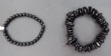 Schwarzer Turmalin, Schörl  6 mm